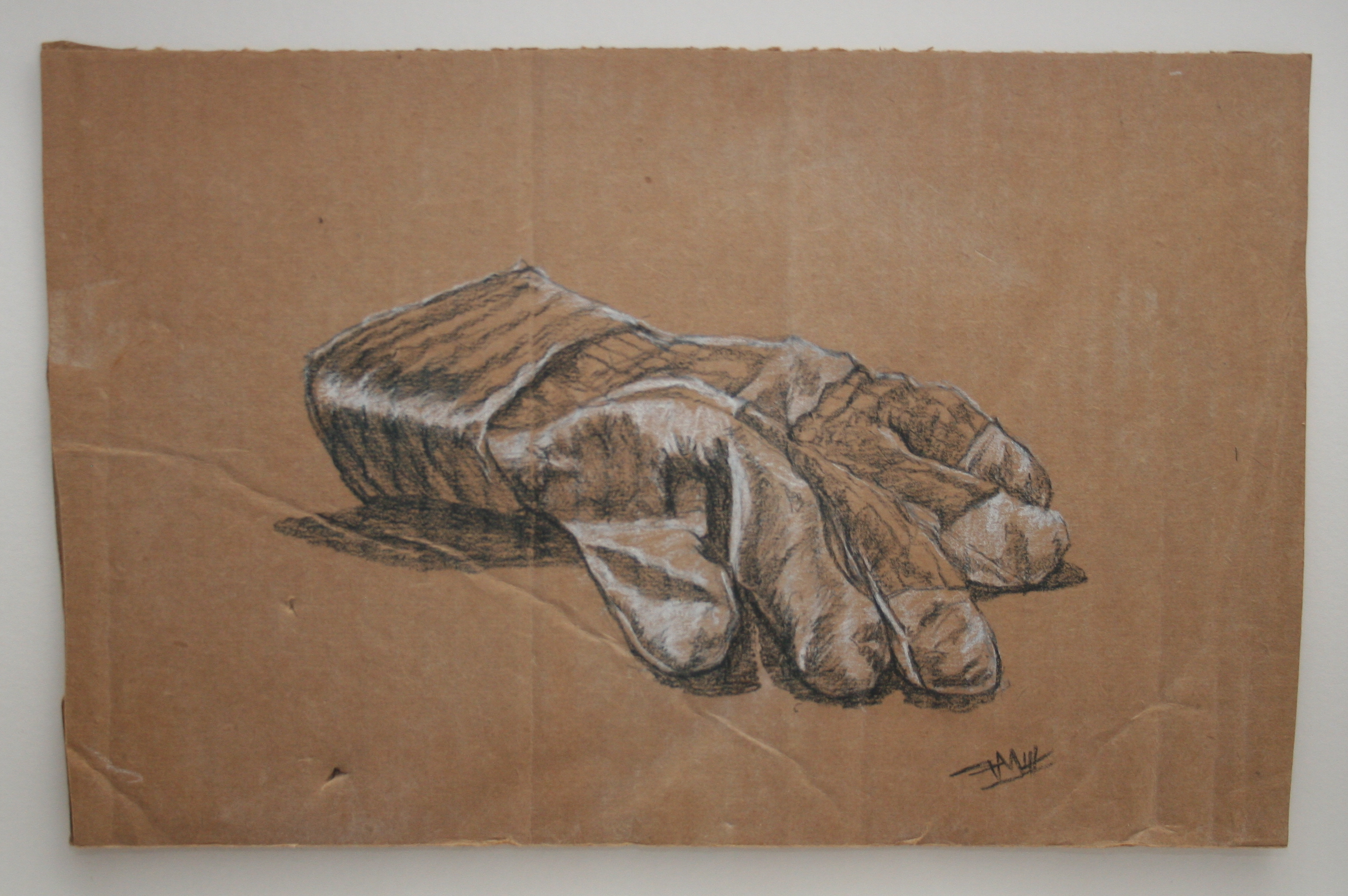 Glove Drawing